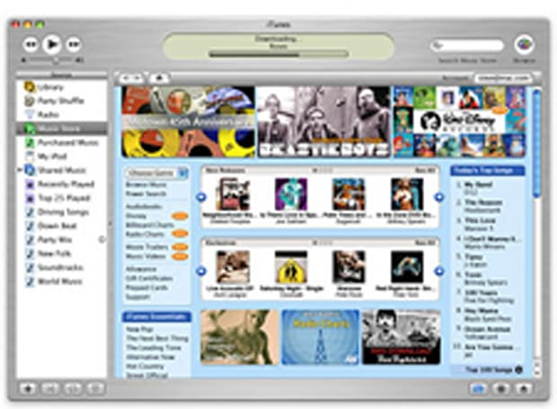 Other companies and Apple's iTunes price war