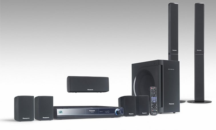 Panasonic offers up SC-BT200 and SC-BT300 7.1 Blu-ray HTIB systems