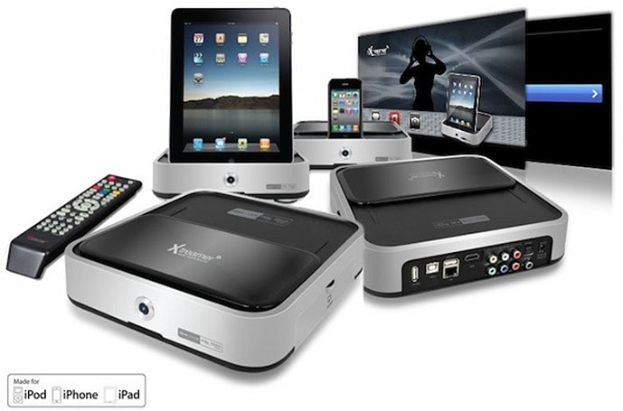 iXtreamer bridges the extreme gap between your iPad and TV
