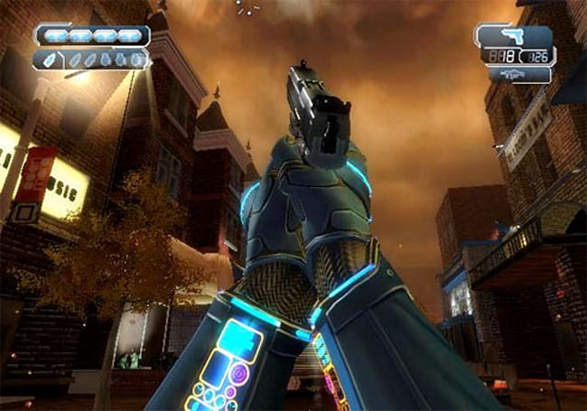 New screens from Wii FPS The Conduit