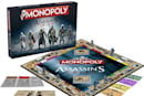 Assassin's Creed Monopoly to prowl store shelves in Europe