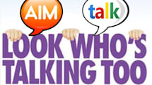 AIM integrates with Google Talk for cross-platform chatting, teenagers worldwide shrug