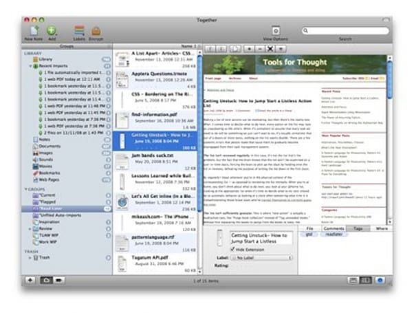 Reinvented Software releases Together 2.2
