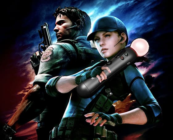 Resident Evil 5: Gold Edition 'unaffected' by PS3 Motion Controller delay, Capcom says