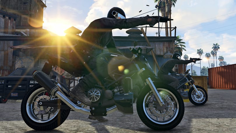 The PC version of 'Grand Theft Auto V' is delayed... again
