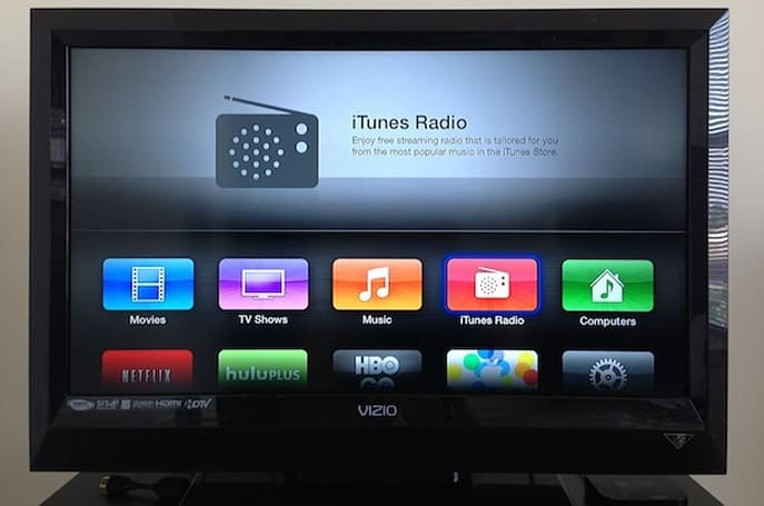 Set up a 3rd-gen Apple TV with a tap from your iOS 7 device
