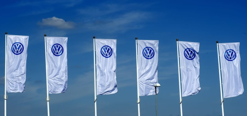 California rejects VW's recall plan