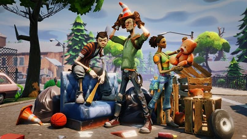 Bleszinski: Fortnite on PC 'primary and first,' other platforms not ruled out