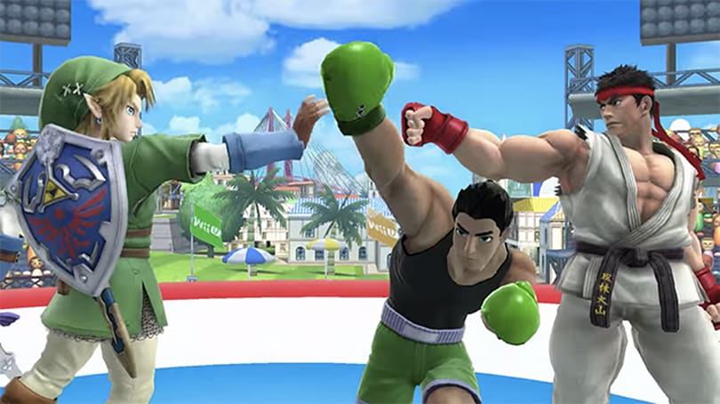 Leak: 'Street Fighter' DLC coming to 'Super Smash Bros.'