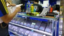 三星 Galaxy Note 7 惊现香港店铺,可是你就别买了...