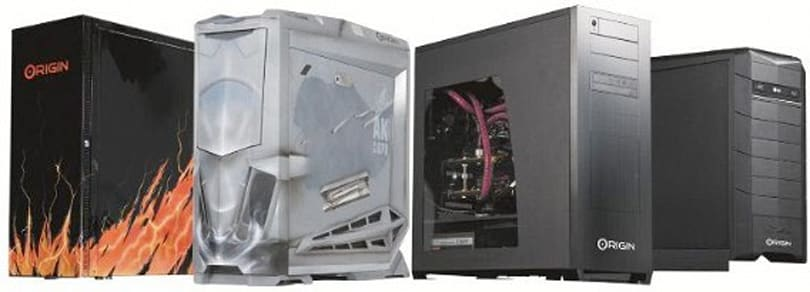 Origin PC takes Genesis and Big O gaming desktops to 5GHz with overclocked Core i7 2600k