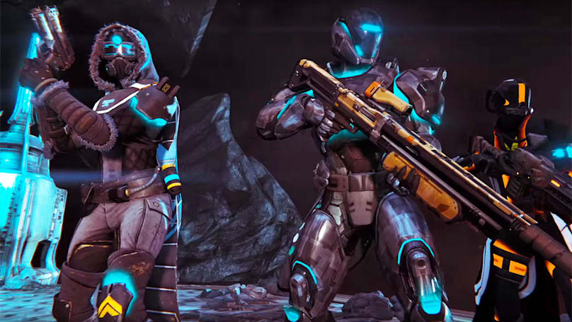 'Destiny' trailer shows what's new in the big April update