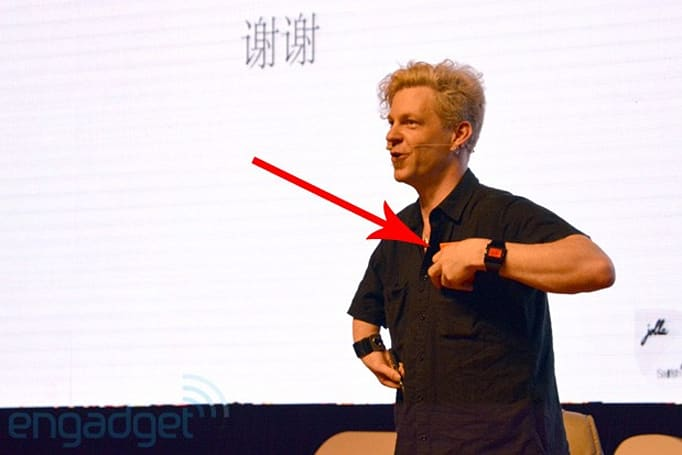 Jolla's Marc Dillon teases world's first Sailfish device, confirms launch in a couple of weeks