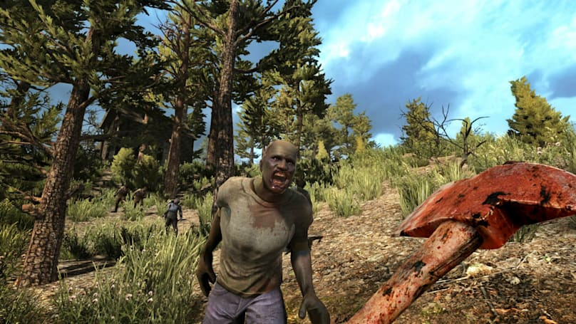 'The Walking Dead' studio will publish '7 Days to Die' on consoles