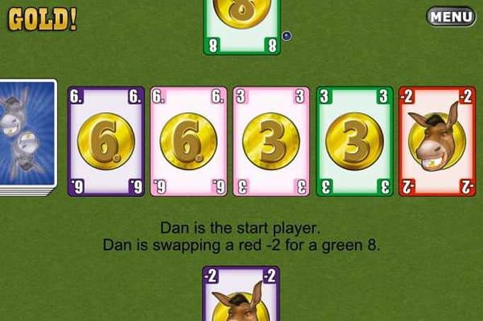 App Review: Michael Schacht's Gold! is simply good