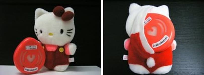 Exploding Hello Kitty toys recalled