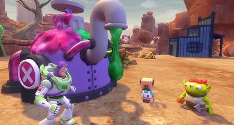 Hands-on: Toy Story 3: The Video Game (PS3)