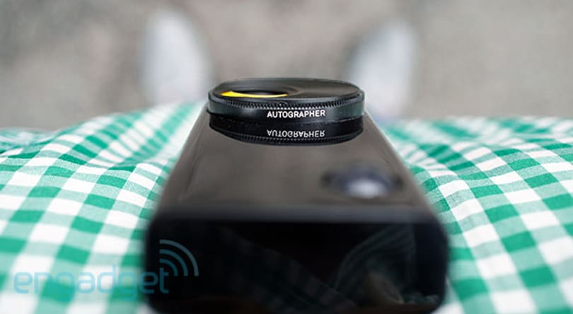 Autographer wearable camera launches tomorrow for £400, we go hands-off