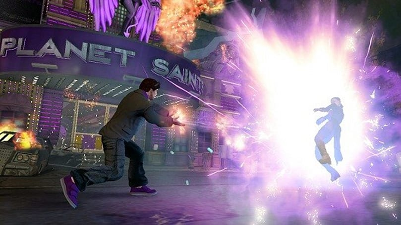 Saints Row 4 denied Australian classification in re-review
