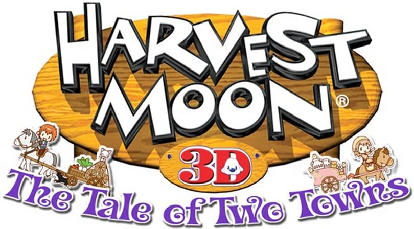 Harvest Moon: The Tale of Two Towns headed to DS and 3DS