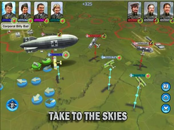 Sid Meier's Ace Patrol now available on the App Store