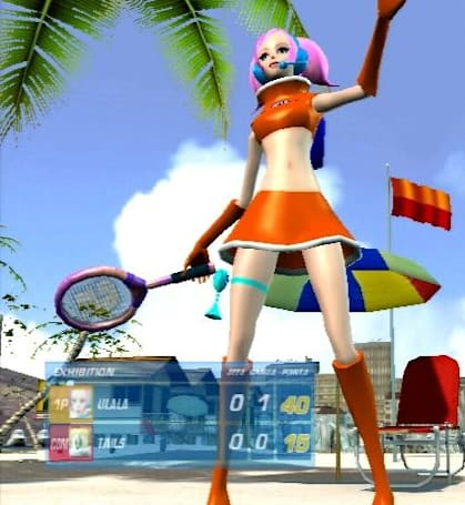 WRUP: Volley for serve edition