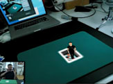 Marco Tempest's Augmented Reality card trick makes David Copperfield look positively ludditic