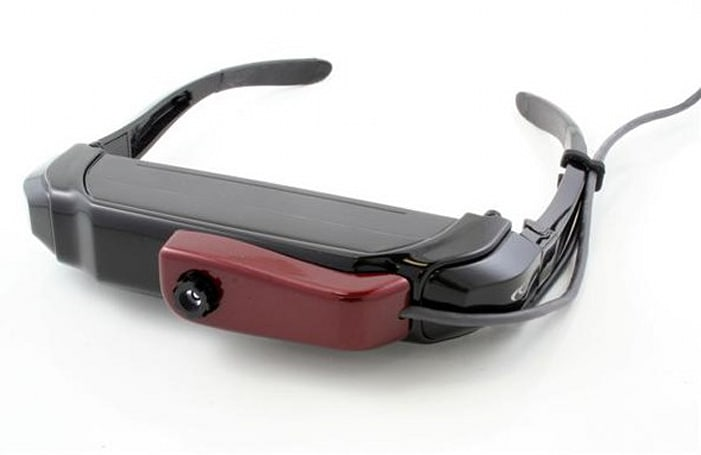Vuzix dips toes in augmented reality, makes video eyewear cool again