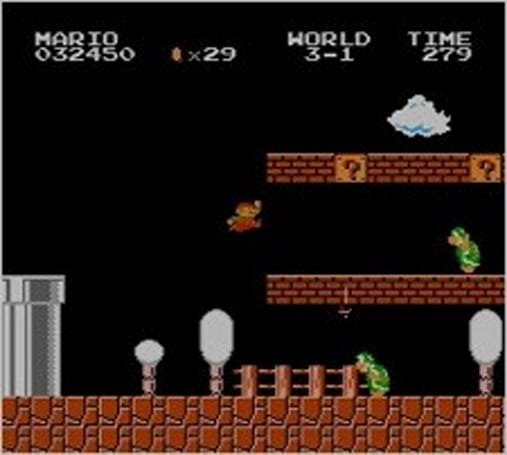 Super Mario Bros. updated for 3DS eShop release in Japan