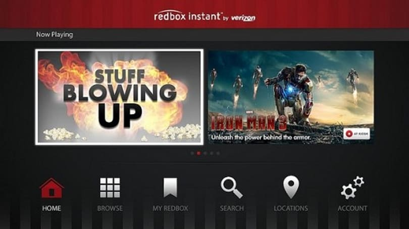 Newly-launched PS3 version of Redbox Instant has unique feature: Movies With Balls