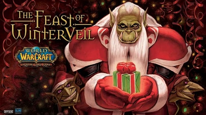 WoW Archivist: The crashin' thrashin' history of Winter Veil