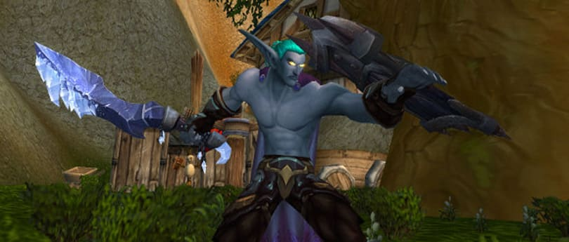 Warlords of Draenor Beta: New character models incoming