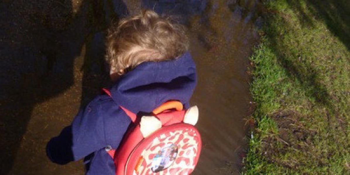 A Letter To My Little Boy, Whatever The Weather