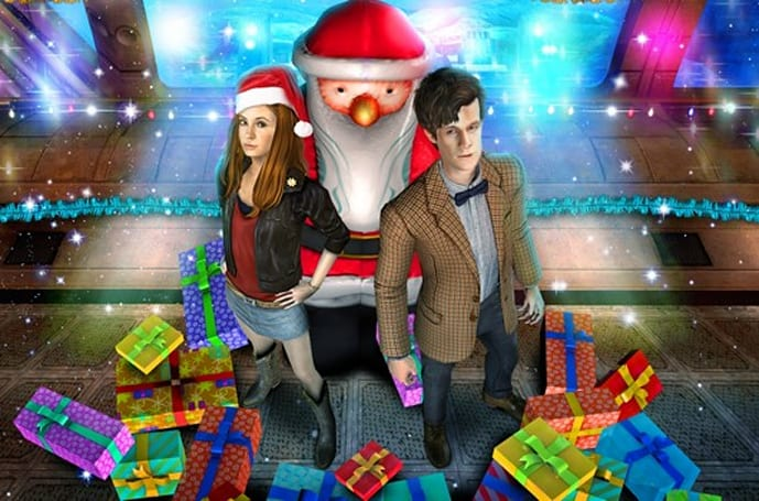 Last Doctor Who adventure game of the season coming Christmas Day
