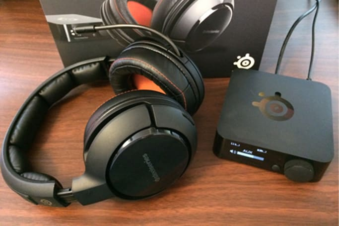 The SteelSeries H Wireless headset is the jack of all trades, and the master of them, too