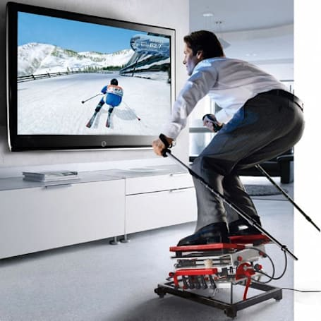 SKIGYM simulator lets you break a hip from the comfort of your living room