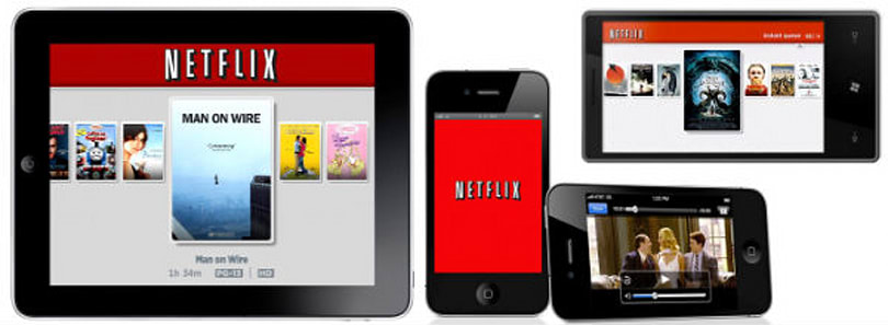 Netflix CEO says consumers just aren't interested in long-form video on portable devices