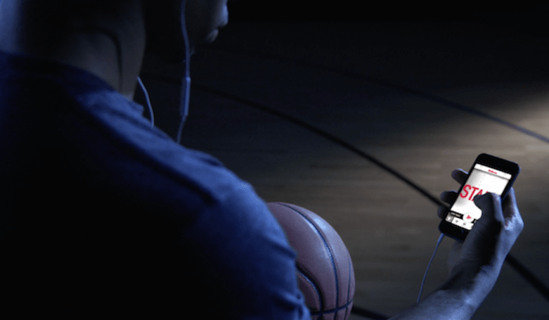 Wilson introduces what could be the basketball of the future