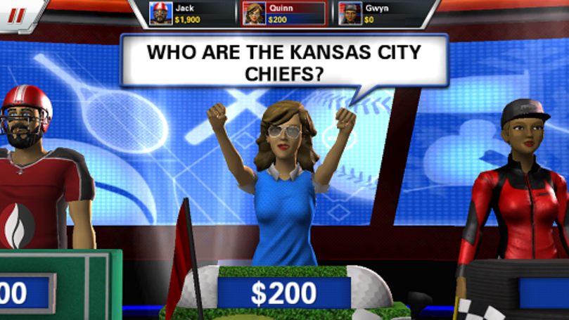 Sony Pictures TV launches sports trivia mobile game, Sports Jeopardy