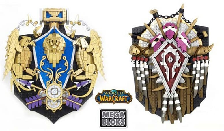 Blizzard teams up with Mega Bloks for Warcraft and StarCraft sets
