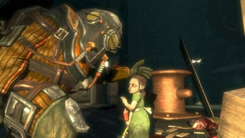 The Digital Continuum: Bioshock MMO