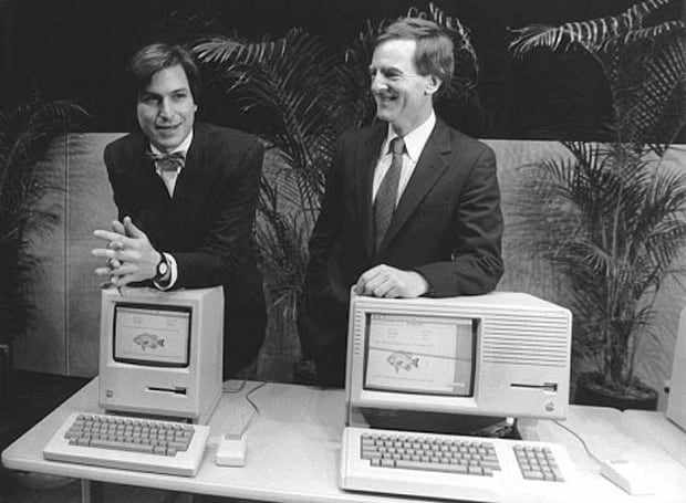 John Sculley gives an epic interview, says he was the wrong choice for Apple CEO
