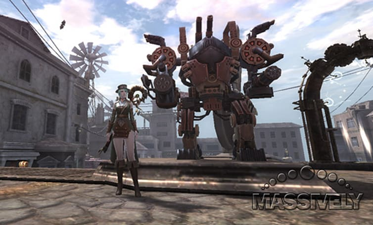 Massively's first impressions of Black Gold Online's beta
