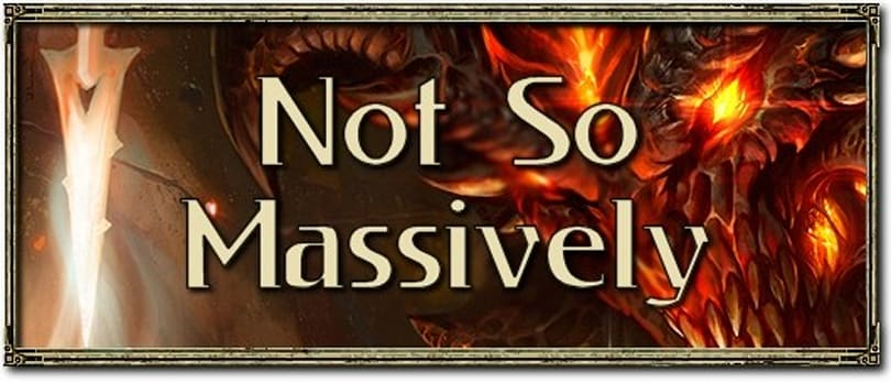 Not So Massively: Diablo III shows signs of release