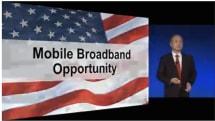 ソフトバンク孫社長が米国で熱弁、時代遅れの米ネットインフラに喝。T-Mobile買収の可能性