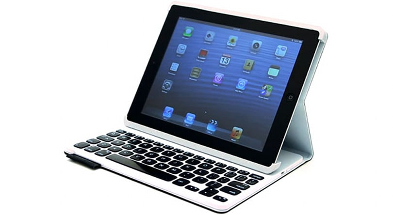 Logitech launches keyboard folios for iPad, iPad Mini (video)