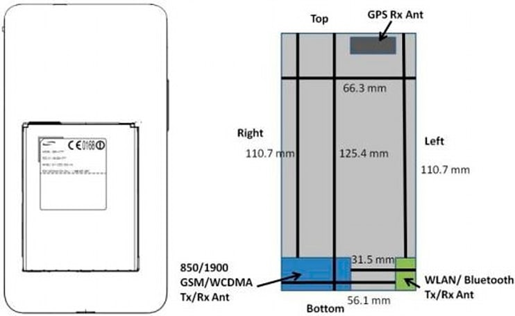 Did the Samsung Galaxy S II with NFC just hit the FCC?