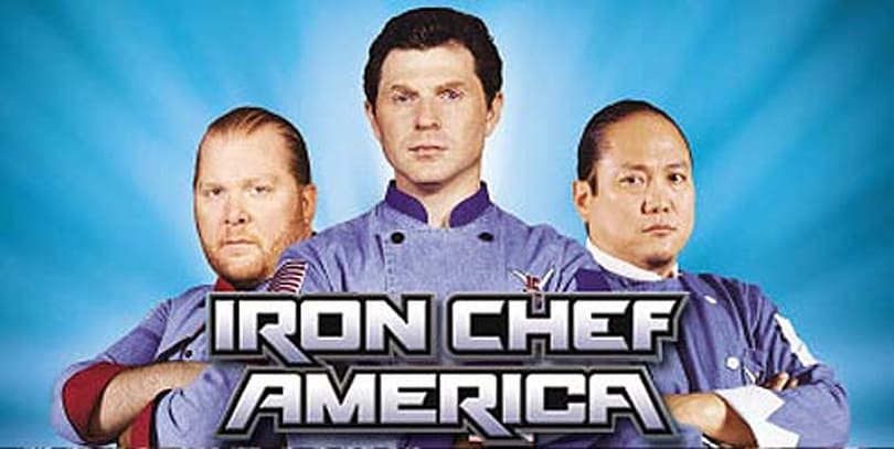 Iron Chef America: Supreme Cuisine officially cooked up for Wii, DS