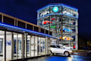 Vending machine dispenses your new car like a soft drink