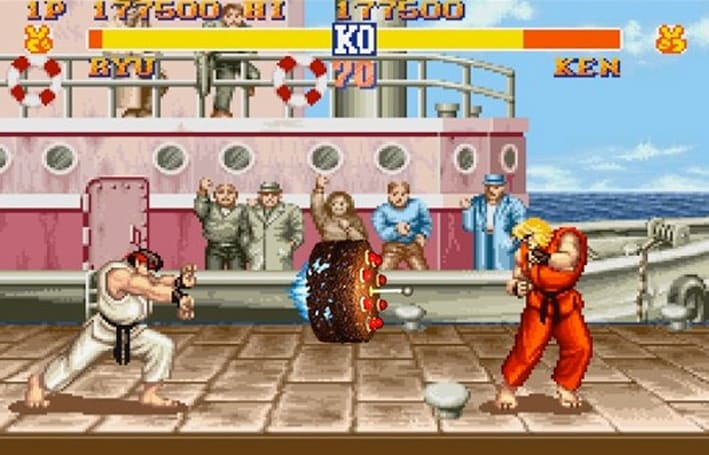 Street Fighter 2 turns 20